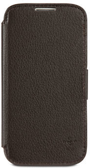 Belkin Samsung Galaxy S4 Leather Wallet Folio with Stand