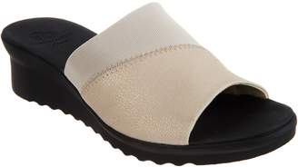 Clarks CLOUDSTEPPERS by Single Band Slides - Caddell Ivy