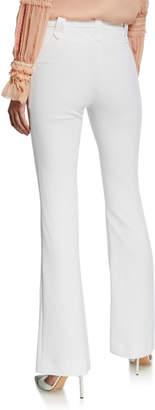 Altuzarra High-Waist Flare Pants