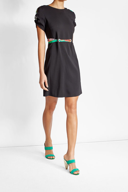 Emilio Pucci Dress with Silk