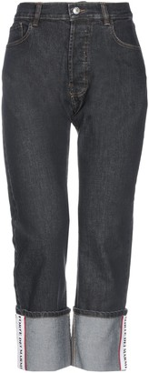 Couture FORTE DEI MARMI Denim pants - Item 42740707TI