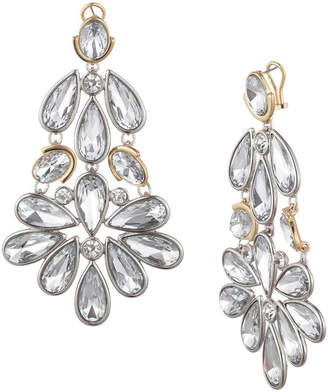 Trina Turk ANOTHER ROUND MULTI STONE STATEMENT EARRING