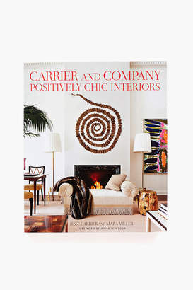 Abrams Books Carrier and Company: Positively Chic Interiors