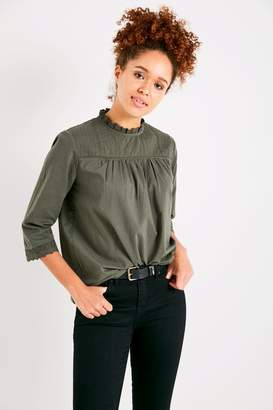 Jack Wills Bryony Long Sleeve Top