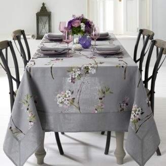 """Mode Living Positano Tablecloth, 70"""" x 108"""""""