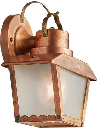 Rejuvenation Colonial Revival Copper Entry Lantern