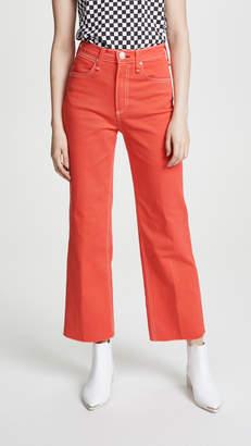 Rag & Bone Justine Ankle Trouser Jeans