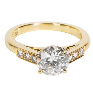 Cartier Gold Yellow gold Ring