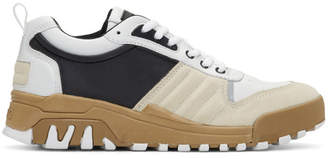 Kenzo White K-One Sneakers