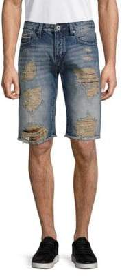 Cult of Individuality Rebel Cotton Shorts