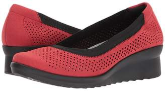 Clarks Caddell Trail Women's Wedge Shoes