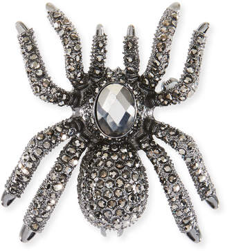 Bergdorf Goodman Exclusively Embellished Spider Hair Pin