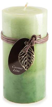 DAY Birger et Mikkelsen Bay Isle Home Coconut Lime Pillar Scented Candle