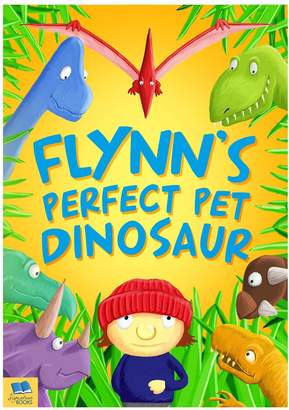 Very Personalised Pet Dinosaur Book Softback