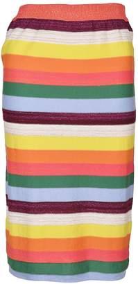 Chiara Bertani Striped Skirt