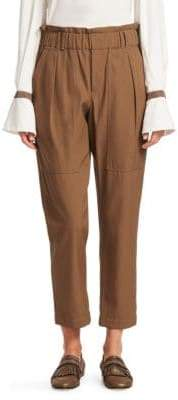Brunello Cucinelli Paperbag Pants