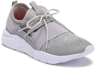 Fabletics Active Zuma Grey Lace-up Sneaker