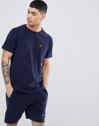 Nicce London t-shirt in towelling