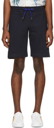 Paul Smith Navy Sweat Shorts