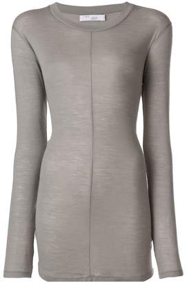 IRO longline fitted top