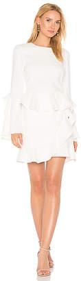 Rebecca Vallance El Chino Flare Sleeve Mini Dress