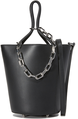 Alexander Wang Roxy Bucket Bag $595 thestylecure.com