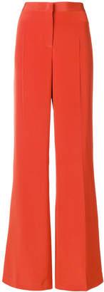 Tonello wide leg suit trousers