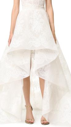 Monique Lhuillier Hartley Skirt $4,545 thestylecure.com