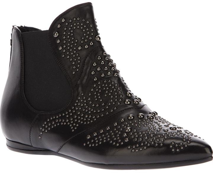 Baldan embellished chelsea boot