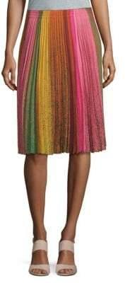 Akris Multicolored Skirt