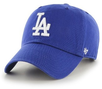 Women's '47 Clean Up La Dodgers Baseball Cap - Blue $25 thestylecure.com