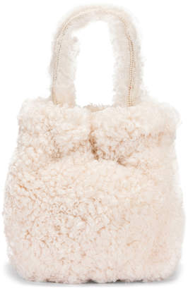 STAUD Grace Bag in Natural | FWRD