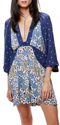 Women's Free People Tilla Minidress $128 thestylecure.com