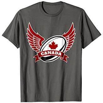 Rugby Canada - Canadian Rugby Fan Tshirt