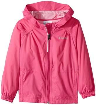 Columbia Kids Switchbacktm Rain Jacket Girl's Coat