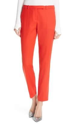 HUGO Harile Ponte Ankle Trousers