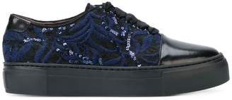 AGL embroidered sequin sneakers