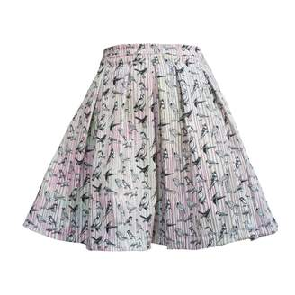 My Pair of Jeans - Birds Skirt