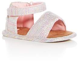 Toms Girls' Shiloh Glimmer Sandals - Baby