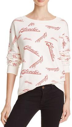 Eleven Paris Blondie Sweatshirt $98 thestylecure.com