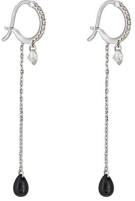 Raphaele Canot Womens Set Free Mixed-Gemstone Earrings 5or4C0