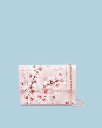 Ted Baker JAYY Soft Blossom leather cross body bag