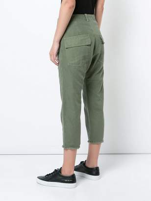 Nili Lotan cropped trousers