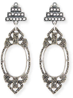 Lulu Frost Lillet Statement Earrings