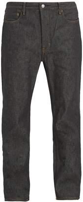 Acne Studios Land mid-rise slim-leg jeans