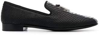 Giuseppe Zanotti Design Shark loafers