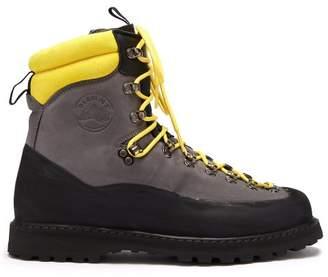 Diemme Everest Suede Hiking Boots - Mens - Grey