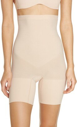 Spanx Higher Power Mid-Thigh Shaping Shorts