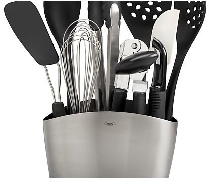 Crate & Barrel OXO ® 10-Piece Holder with Tools Set