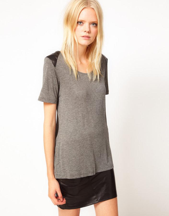 Kova And T Kova & T Monaco T-Shirt with Short Sleeves
